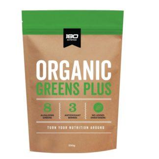 180 Nutrition Organic Greens Plus