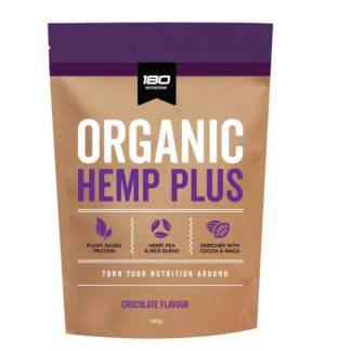 180 Nutrition Organic Hemp Plus