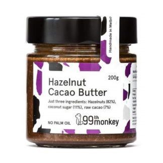 99th Monkey – Hazelnut Cacao Butter