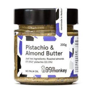 99th Monkey Pistachio & Almond Butter
