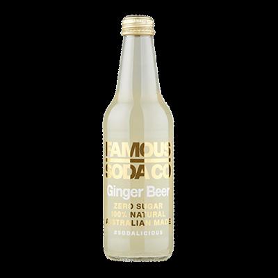 Famous Soda – Ginger Beer