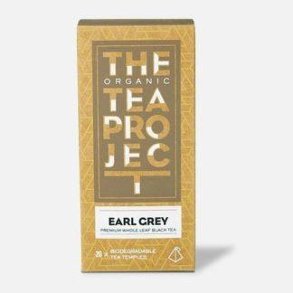 The Organic Tea Project - Earl Grey 20 Teabag