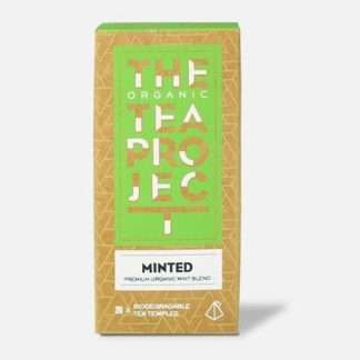 The Organic Tea Project - Minted 20 Teabags