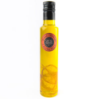 WillowVale - Blood Orange Olive Oil 250ml