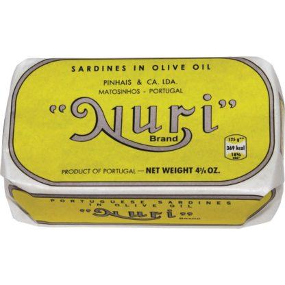 Nuri Sardines in Olive Oil