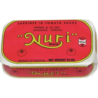 Nuri Sardines in Tomato Sauce