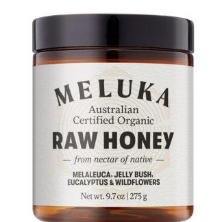 Meluka Native Raw Wildflower Honey