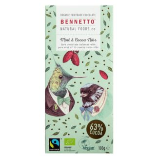 Bennetto Mint & Cocoa Nibs