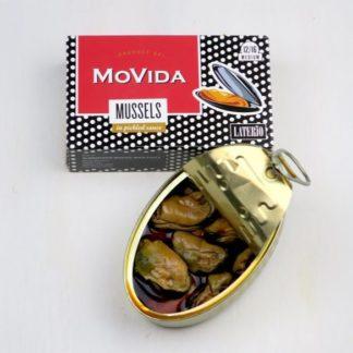 Movida Mussels in Escabeche