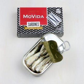Movida Sardines in Olive Oil