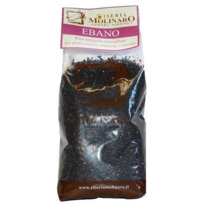 Riseria Molinaro Ebano (Black) Rice