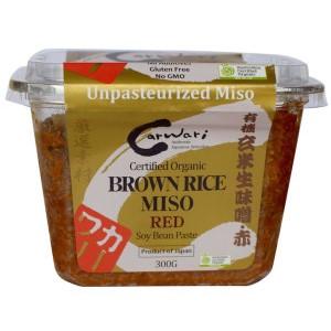 Carwari Organic Brown Rice Red Miso