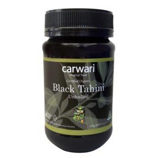 Carwari Organic Unhulled Black Tahini