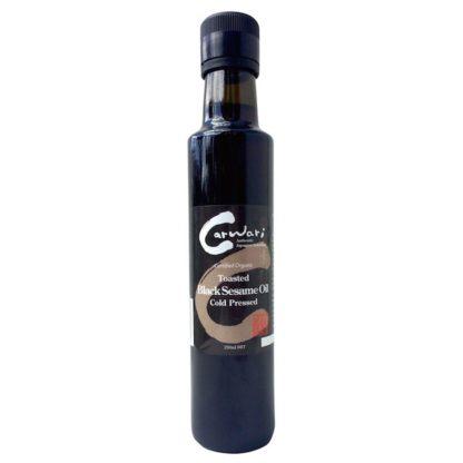 Carwari Toasted Black Sesame Oil