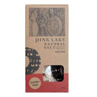 Pink Lake Salt with Chilli