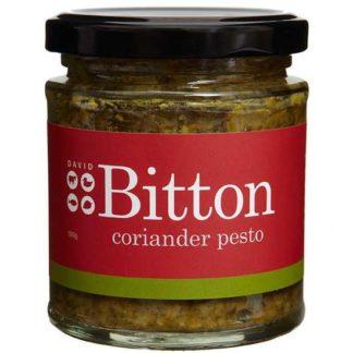 Bitton - Coriander Pesto