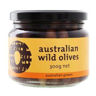 Mount Zero - Australian Wild Olives