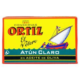 Ortiz - Yellowfin Tuna in Olive Oil 112g