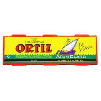 Ortiz - Yellowfin Tuna in Olive Oil 3x92g