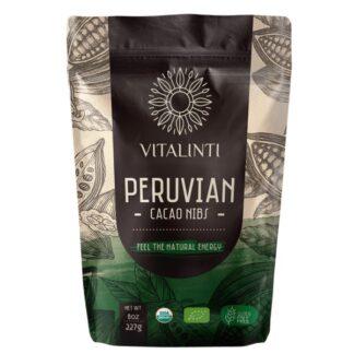 Vitalinti - Cacao Nibs 227g
