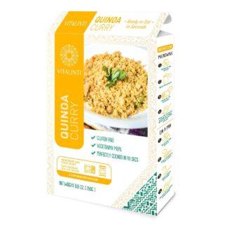 Vitalinti - Quinoa and Curry 250g