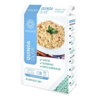 Vitalinti - Quinoa and Olive 250g