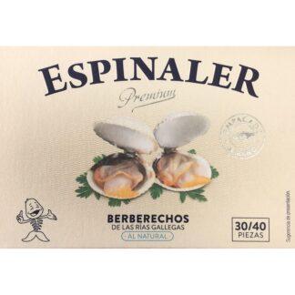 Espinaler Cockles Premium 118g