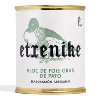 Etxenike - Bloc de Foie Gras 130g
