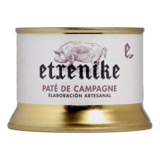 Etxenike - Pâté de Campagne 130g