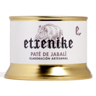 Etxenike - Pâté de Jabali 130g