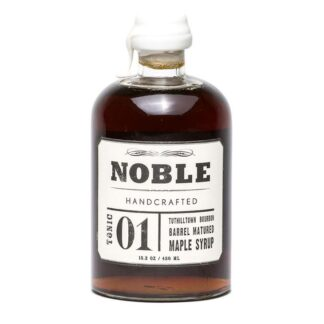 Noble Handcrafted - Bourbon Barrel Matured Maple Syrup 450ml