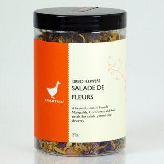 The Essential Ingredient - Dried Flowers (Salade de Fleurs)