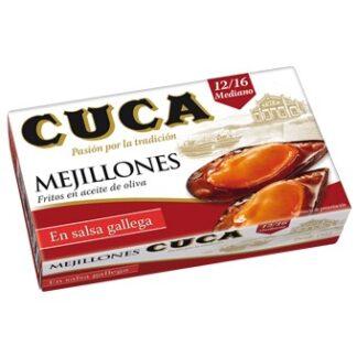 Cuca - Mussels in Galician Sauce