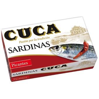 Cuca - Sardines Picantes