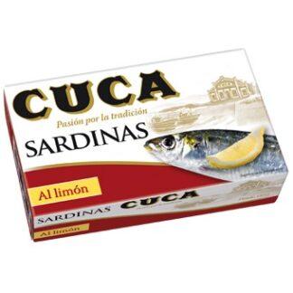 Cuca - Sardines in Lemon