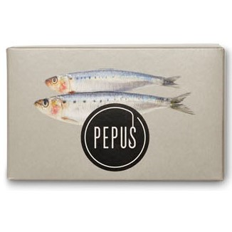 PEPUS Baby Sardines