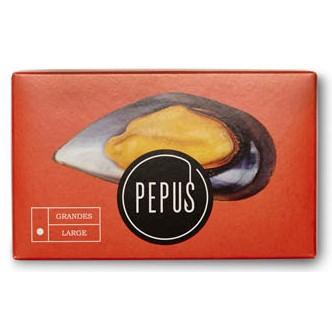 PEPUS Mussels (Large) 115g