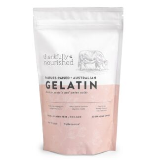 Thankfully Nourished Australian Gelatin