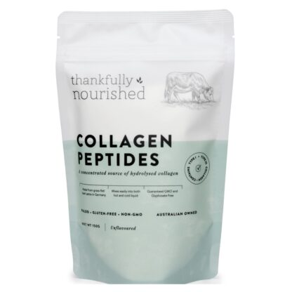 Thankfully Nourished Collagen Peptides