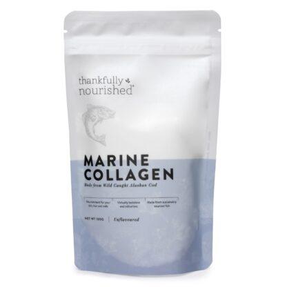 Thankfully Nourished Marine Collagen